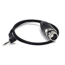 "XLR Microphone Cable (20"")"