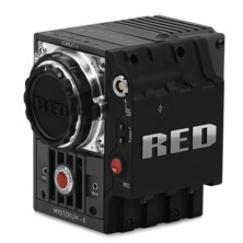 SCARLET-X W/ SIDE SSD AND LENS MOUNT