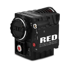 EPIC-M RED DRAGON W/ Side SSD and Lens Mount