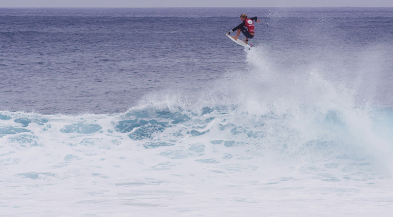 John John Florence captured by EPIC DRAGON