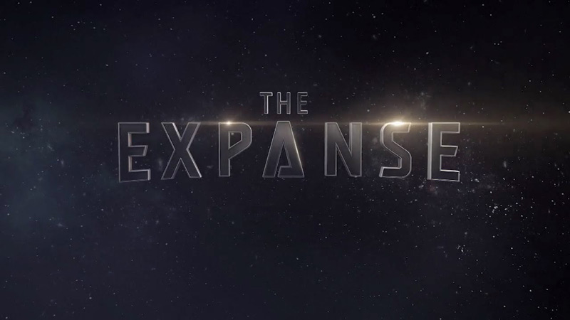 Syfy's, The Expanse, Shot on EPIC DRAGON