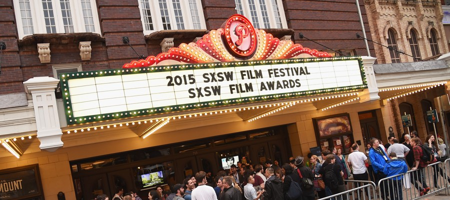 SXSW 2015, Shot on RED