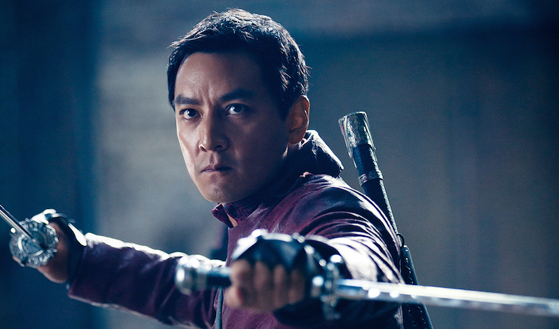 WEAPON® on Into the Badlands