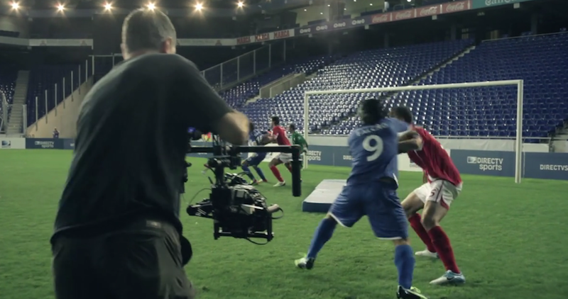 RED® World Cup BTS