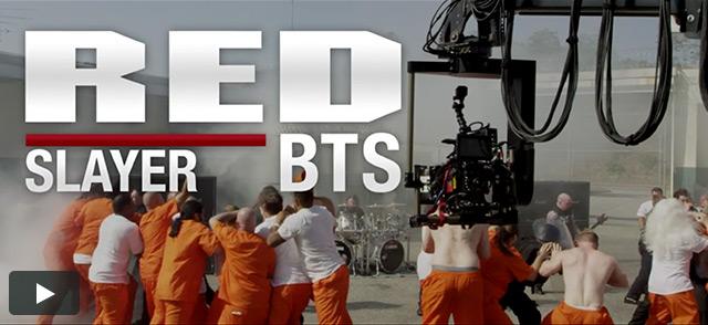 RED BTS: Slayer