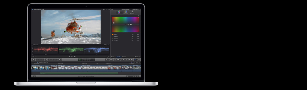Final Cut Pro X Plugin