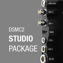 DSMC2 Studio Package