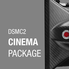 DSMC2 Cinema Package