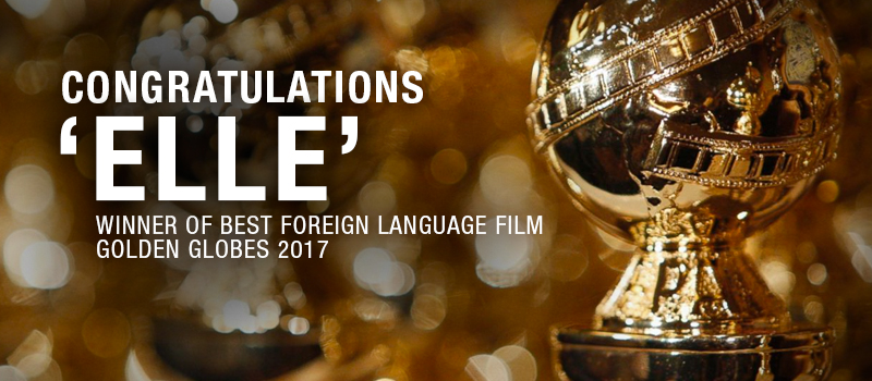 'Elle' Wins Best Foreign Language Film At Golden Globes