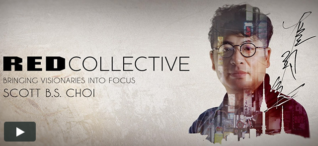 RED Collective: Scott B.S. Choi