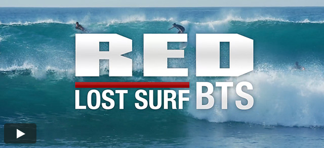 RED BTS: Lost Surf