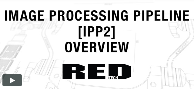 Image Processing Pipeline [IPP2] Overview