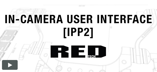 In-Camera User Interface [IPP2]