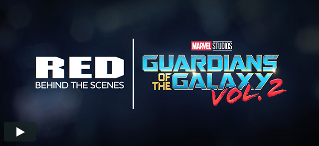 RED BTS: Guardians of the Galaxy Vol. 2