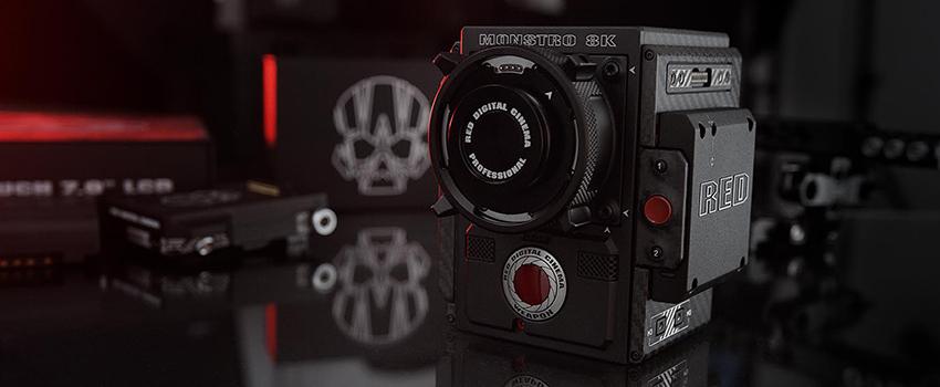 RED公司宣布推出最新全画幅感光器, MONSTRO 8K VV