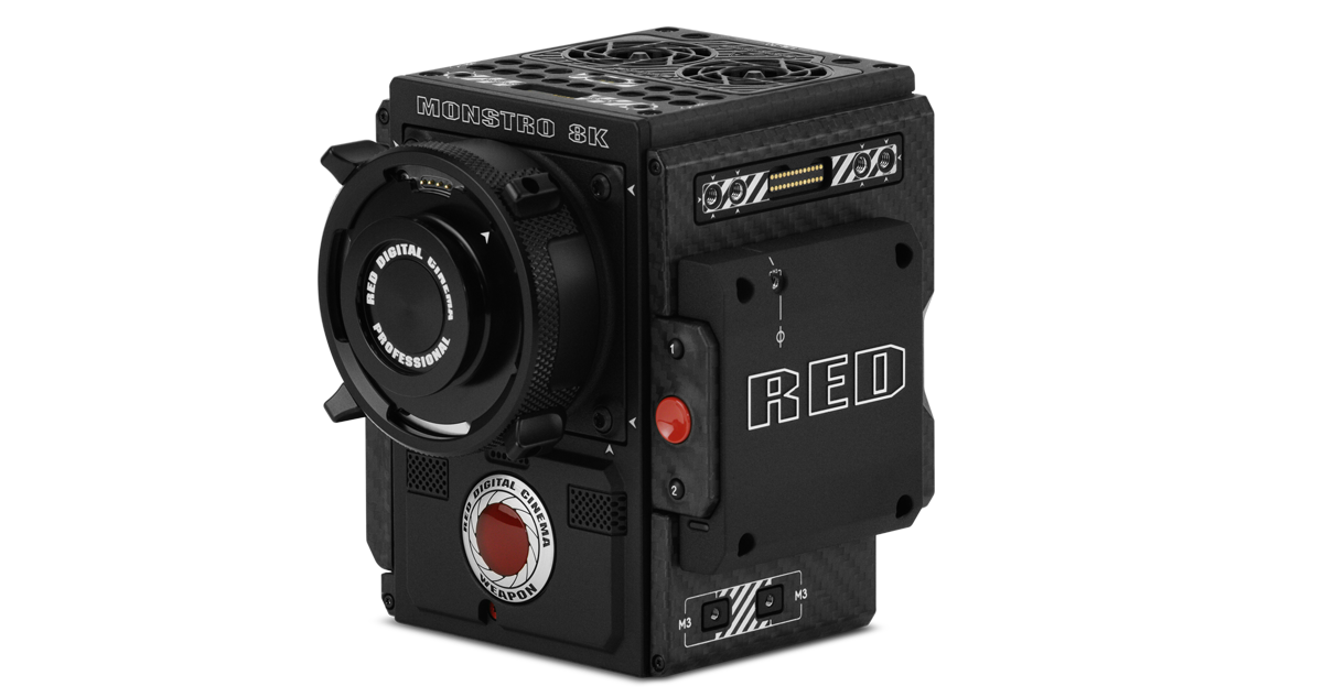 CAMERAS in the RED Digital Cinema Store