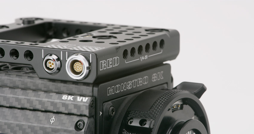 Extend Your Camera's Capabilities With RED's New DSMC2 Tactical Top Plate