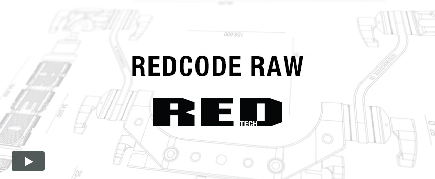 RED TECH: REDCODE RAW