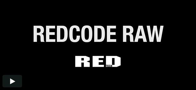 REDCODE RAW的优点