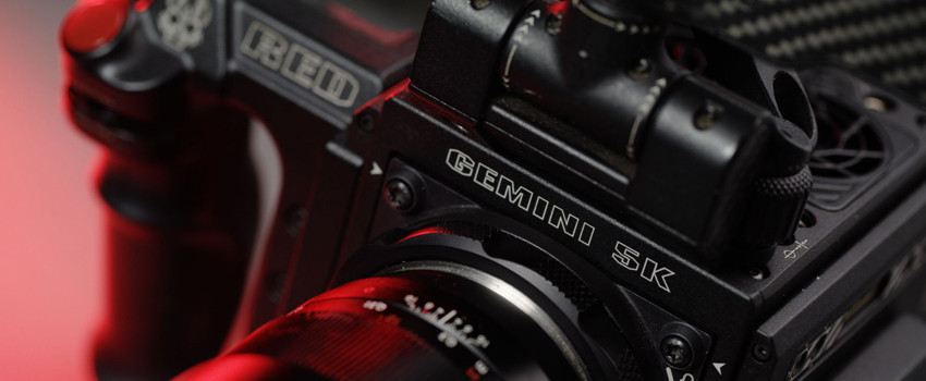 RED Introduces the New GEMINI_ 5K S35 Sensor for RED EPIC-W
