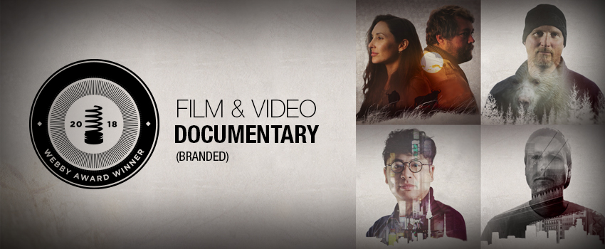 RED Collective Wins Webby For Best Branded Documentary