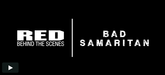 RED BTS: Bad Samaritan