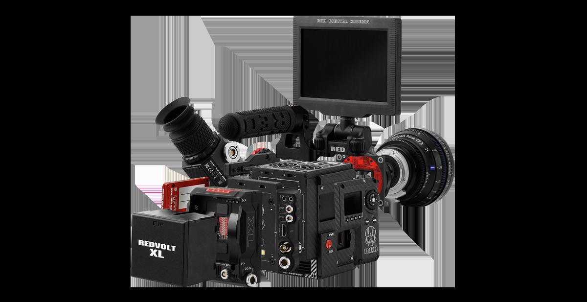 RED | Accessories | Modules, Displays, Media, Lenses, & More