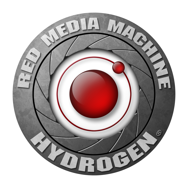 HYDROGEN LOGO STICKER | RED Digital Cinema store (US)